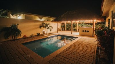 Photo for Charming and cozy vacation house with pool, perfect for small families