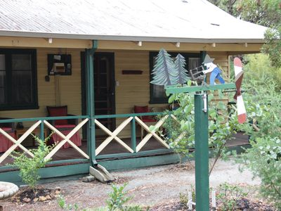Photo for Woodcutter's cottage - come to enjoy the bush, peace & quiet