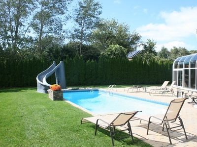Photo for Beautiful House with Pool In Montauk