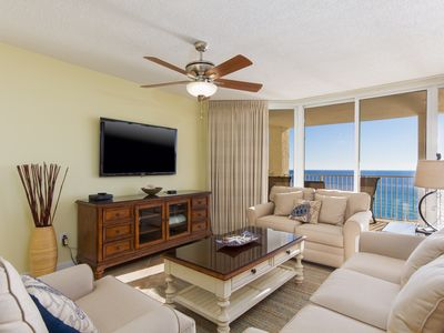 Photo for Beautiful Long Beach Condo unit 1-1206! TWO Gulf Masters!