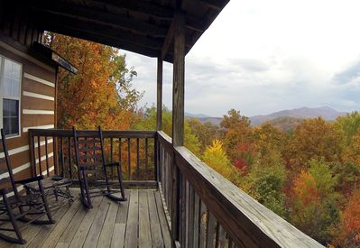 Mtn Views Cozy No Clean Fees Pigeon Forge