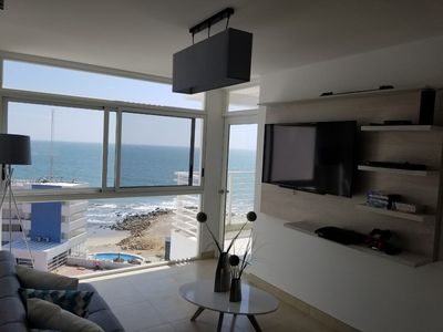 Photo for Ocean Club Beach & Resort modern minimalist new apartment