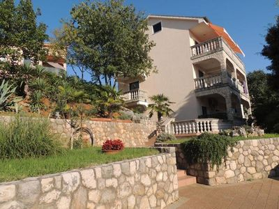 Photo for Holiday apartment Malinska for 3 - 4 persons with 1 bedroom - Holiday apartment
