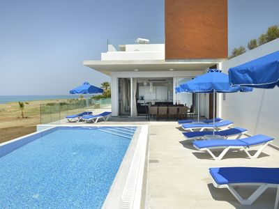 Photo for Gialia Villa, Sleeps 8 with Pool, Air Con and WiFi