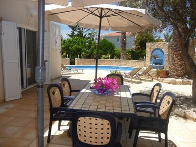Photo for Quiet Private Villa With Pool Set In It's Own Child Friendly Secure Grounds.