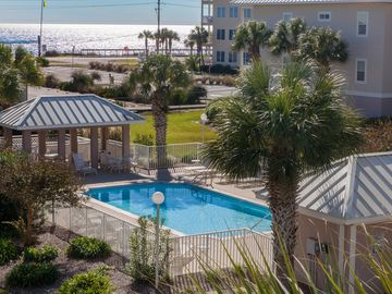 Golf Cart Included!  Ocean View Condo! New Updates!