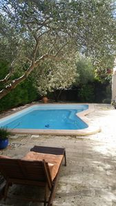 Photo for Villa with pool between Nimes and Montpellier