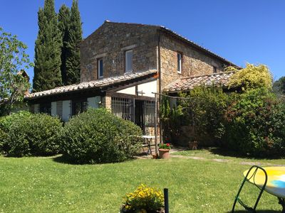 Photo for Charming and Cozy Cottage in Tuscany, Montepulciano, Pienza Cortona