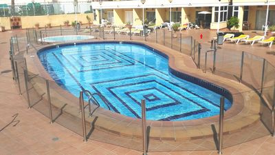 Photo for Playa del Ingles Central Pool-View Apartment