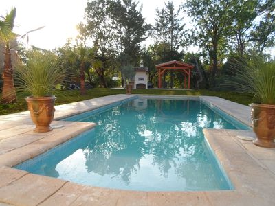 Photo for LUXURIOUS VILLA IN THE HEART OF PROVENCE