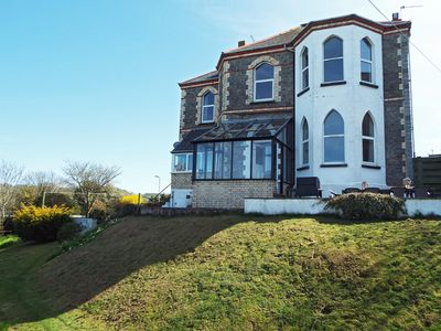 Photo for Beautiful Victorian house, in a perfect location for beach and walking holidays!