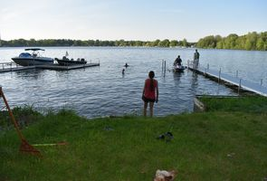 Photo for 2BR House Vacation Rental in White Cloud, Michigan