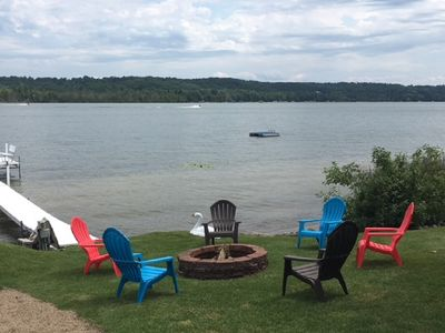 Photo for July 19-27 Open!  Kayaks and Paddleboards, Wifi and Central A/C