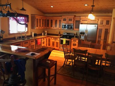 Photo for 4BR Apartment Vacation Rental in Rexford, Montana