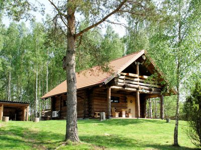 Photo for Vacation home Sjöatorp Timmerstugan (SND124) in Hjortsberga - 4 persons, 1 bedrooms
