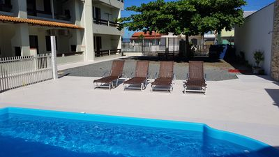 Photo for Residencial Mariana - Apt of 01 bedroom with swimming pool.