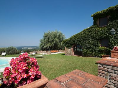 Photo for House in Rapolano Terme with Internet, Pool, Air conditioning, Parking (148247)
