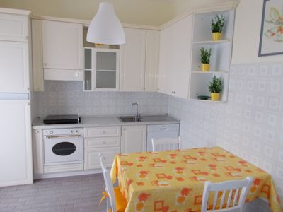 Photo for M45 - Marcelli, four-room apartment 50 meters from the sea