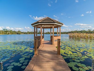 Photo for Secluded Lake Front Estate