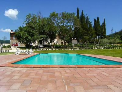 Photo for 3BR Apartment Vacation Rental in Greve in Chianti, Toscana