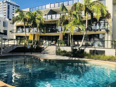 Photo for Beach front luxury apartment at Cotton Tree, Maroochydore