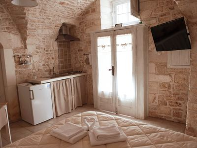 Photo for Apartment in the heart of Martina Franca