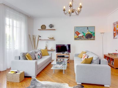 Photo for Apartment L'écluse in Dinard - 6 persons, 2 bedrooms