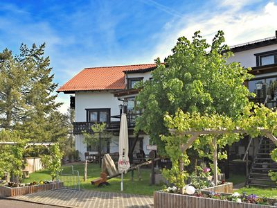 Photo for Large apartment in the Harz with balcony and access to relax area