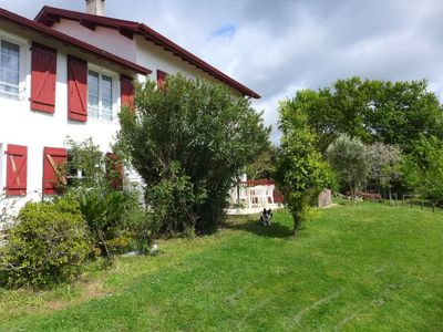 Photo for 2BR Apartment Vacation Rental in Arcangues, Pyrénées-Atlantiques