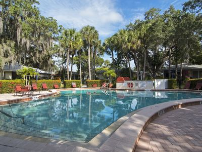 Photo for Charming, Relaxing, Private, Siesta Key Villa - Whispering Palms