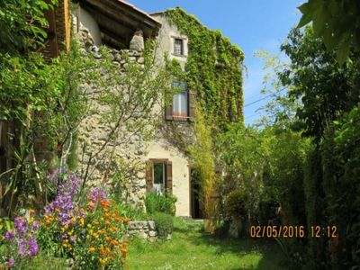 Photo for Gite Vernajoul, 2 bedrooms, 4 persons
