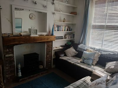 Photo for 3 x Bed Seaside cottage on Westcliff, parking for 1 car