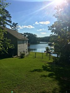 Photo for Spacious Hidden Beauty on Lake Sinclair with Winter specials available!!