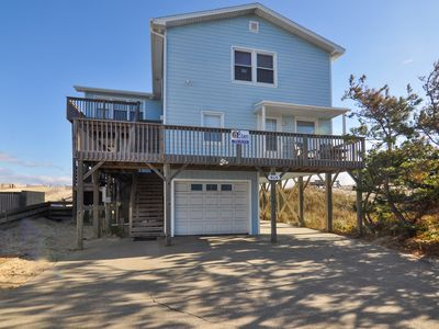 Photo for Snow Goose 2 | Oceanfront | South Nags Head | Sleeps 5
