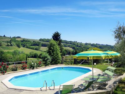 Photo for Vacation home Agriturismo Sangiovese in San Gimignano - 10 persons, 4 bedrooms