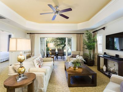 Photo for Ground Floor Luxury Condo | Fully Furnished | Very Close to Disney!