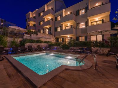 Photo for Apartment Justicia with Swimming Pool II - Two Bedroom Apartment, Sleeps 6