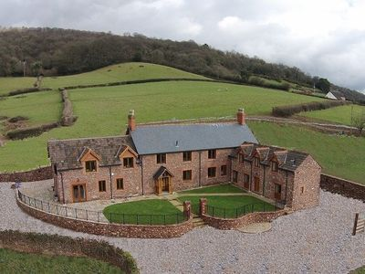 Photo for Luxury Farmhouse with Stunning Somerset Views