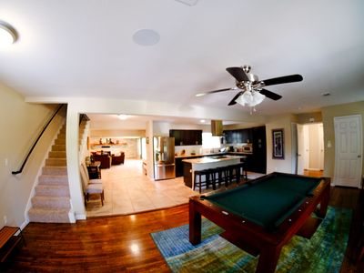 Photo for Beautifully Open 4 Bedroom Home