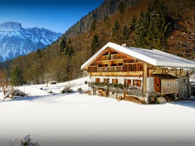 Photo for 4* Let us make you dinner at this delightful Alpine chalet - OVO Network