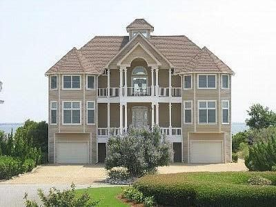 Photo for Serene Sound Front Rental on Millionaire's Row in Pirates Cove