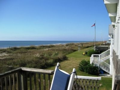 Photo for Beautiful Ocean Front House Located on Atlantic Beach