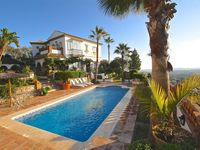 Charming, authentic Spanish Villa with spectacular views and pool/outside areas.