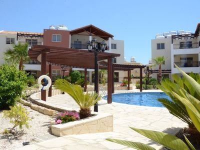 Photo for Andriana 2, B2-302 one-bed apartment, Universal, Paphos