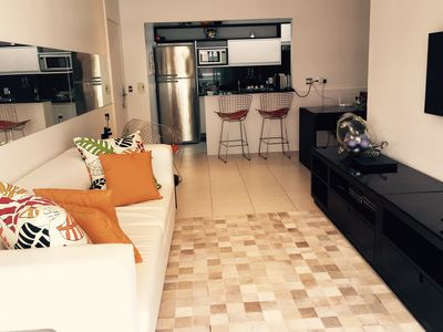 Photo for BEAUTIFUL SUITE WITH AIR CONDITIONING IN ALL ENVIRONMENTS-RESORT ISLAND OF MADEIRA-6 P