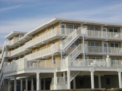 Photo for Oceanfront Condo Positioned on Two Ocean Front Verandas