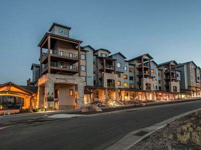 Photo for Canyons Village perfect studio for two