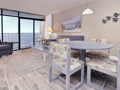 Photo for Sands Ocean Club 1237 | Gorgeous Condo with Stunning Ocean Front View.