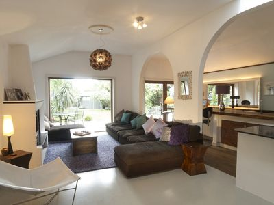 Photo for Blackheath in Royal Greenwich detached and private house & garden. London. SE3