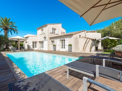 Photo for La Palme Bleue, St Tropez, Holiday Rental South of France